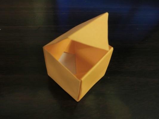 簡単 折り紙 折り紙犬折り方立体 : recruit-box.net