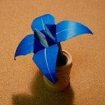 折り紙の菖蒲(あやめ)の折り方!簡単から立体までをご紹介!