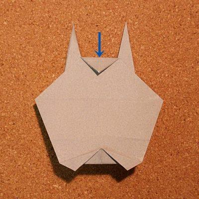 ハート 折り紙:トトロ 折り紙 簡単-recruit-box.net