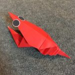 ザリガニの折り紙の折り方!簡単な立体の作り方はコレ!