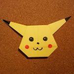 折り紙のキャラクターの折り方まとめ!簡単な折り方をまとめてみた