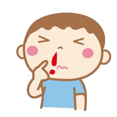 子供の鼻血が良く出る原因は?止まらない時の止め方はコレ ...