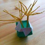 折り紙のすすきの簡単な折り方!お月見の飾りにどうぞ♪