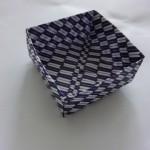 折り紙の簡単な箱の折り方!子供でも折れる折り方は?
