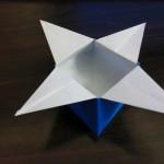 折り紙の節分の箱の折り方!豆入れにはこれでしょ♪