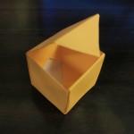 折り紙で蓋付きの箱の折り方!子供の宝物入れにどうぞ♪