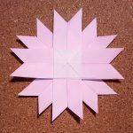 コスモスの折り紙の超簡単な折り方はコレ!季節の折り紙を折ってみよう!