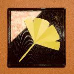 折り紙のイチョウの折り方!ハサミを使う簡単な作り方をご紹介!