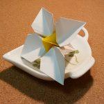 折り紙の水仙(スイセン)の折り方!簡単な立体の作り方をご紹介♪