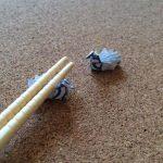 折り紙の鶴の簡単な箸置きの折り方!お正月や来客時にどうぞ♪